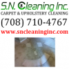 SN Cleaning Inc - Carpet & Upholstery Cleaning